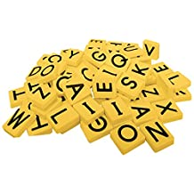 Educational Insights Magnetic Teaching Tiles, Uppercase