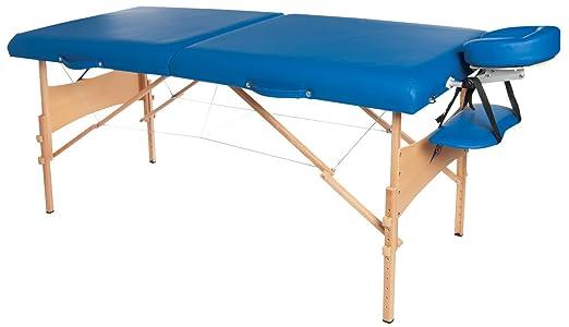 3b Scientific W60602b Lettino Per Massaggi Portatile In Legno