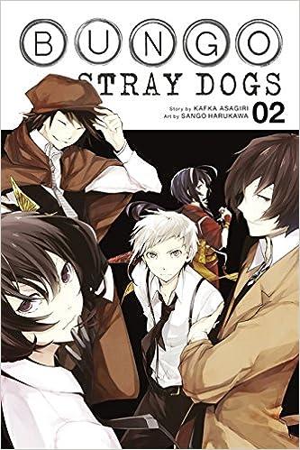Bungo Stray Dogs, Vol  2: Kafka Asagiri, Sango Harukawa