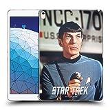 Official Star Trek Phaser Spock Soft Gel Case Compatible for iPad Air (2019)