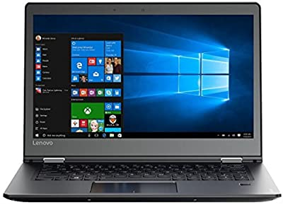 "Lenovo Ideapad Flex 4 14"" Full HD Touchscreen 2-in-1 Laptop Computer, Intel 7th Gen Dual Core i7-7500U 2.7GHz CPU, 16GB DDR4 RAM, 512GB SSD, USB 3.0, HDMI, 802.11ac WIFI, Bluetooth, Windows 10 Home"