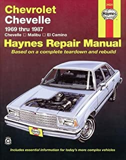 Gm chevrolet mid size cars 1964 88 chilton total car care series chevrolet chevelle 6987 haynes repair manuals fandeluxe Choice Image