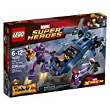 LEGO Superheroes X-Men vs. The Sentinel Building Set 76022 (Discontinued by manufacturer)