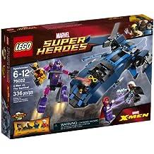 LEGO Superheroes X-Men vs. The Sentinel Building Set 76022 (Discontinued by manufacturer)