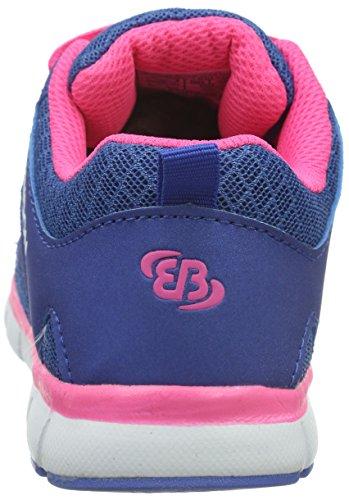 Bruetting Spiridon Fit, Zapatillas Para Niñas Morado (LILA/PINK)