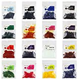 EricX Light Candle Color Dye,16 Color Wax Dye for Candle Making