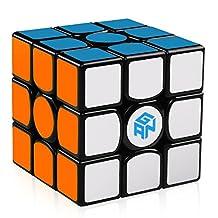 D-FantiX Gan 356 Air UM 3x3 Speed Cube Gans 356 Air (Magnetic) Puzzle Cube Black