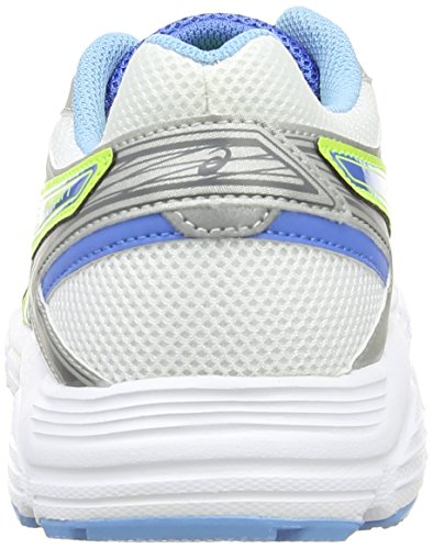 Damen Training Powder 141 Laufschuhe Patriot 7 White Silver Weiß Asics Blue qx06EIvnw