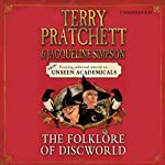 The Folklore of Discworld | Terry Pratchett,Jacqueline Simpson