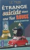 Book cover image for Etrange suicide dans une fiat rouge à faible kilométrage