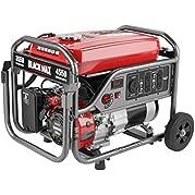 Blackmax BM903500 3550W Portable Generator ZRBM903500 Reconditioned