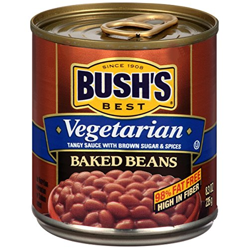 Canned Navy Beans (Bush's Best Vegetarian Baked Beans , 8.3 oz, 8.30 oz)