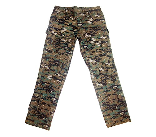 ombat Pants (Digital Woodland MARPAT, XXL) ()