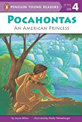 Pocahontas: An American Princess (All Aboard Reading)