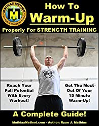 Don't ruin your workout before it starts!Decrease Pain and improve your Performance in 15 minutes or less by using practical motions that are specific to what you are about to do in your workout!You will add to your strength and increase your results...