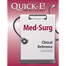 Med-Surg: Clinical Reference by Deborah Buchwach (2008-06-30)