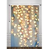 5x7ft Photography Background Canvas Background Photo Backdrop Studio Props Valentine's Day D-1600