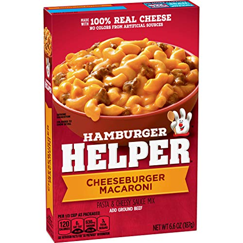 🥇 Hamburger Helper
