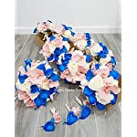 Sweet-Home-Deco-Silk-Orchid-Rose-Calla-Lily-Mixed-Wedding-Bridal-Bouquet-Bridesmaid-Bouquet-Boutonniere-in-IvoryBlush-PinkRoyal-Blue-IvoryBlushRoyal-Blue-10W-Bouquet