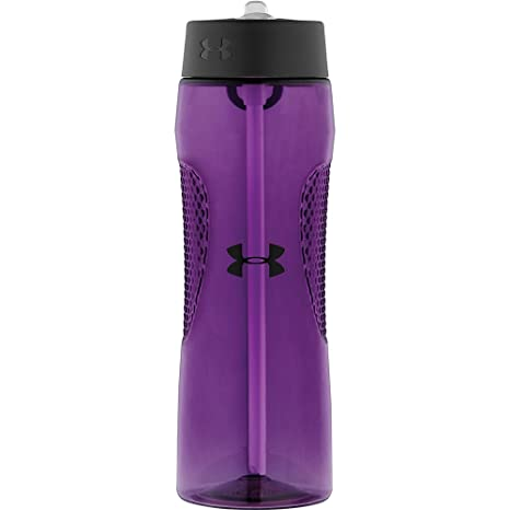 ea16c1c0 Under Armour Elevate 22 Ounce Tritan Bottle with Straw Top Lid