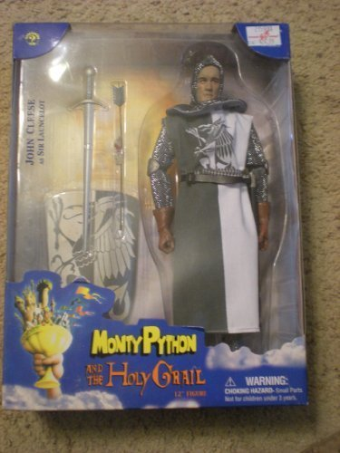 John-Cleese-As-Sir-Launcelot-12-Collectible-Figure-Monty-Python-and-the-Holy-Grail-First-Series