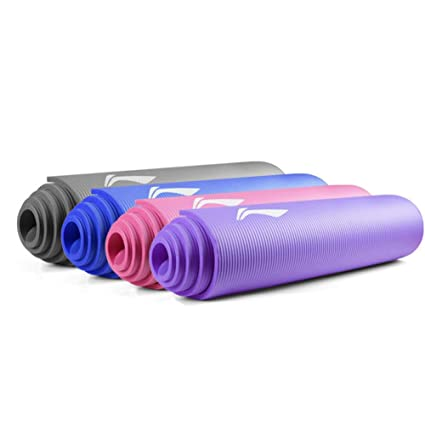 Amazon.com : LY Products Yoga Mat 10Mm and 15Mm Thickening ...