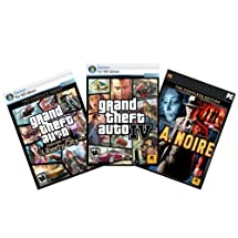 Grand theft Auto IV: The Complete Edition & L.A. Noire: The Complete Edition Bundle [Download]