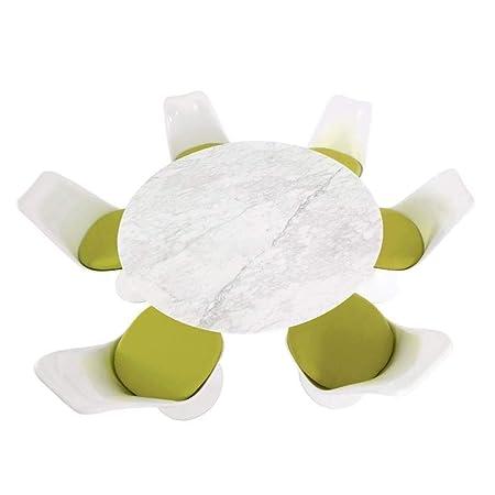 Tavolo Tondo Laccato Bianco.Elledesign Tavolo Tondo Eero Saarinen Tulip Laccato Bianco Diam