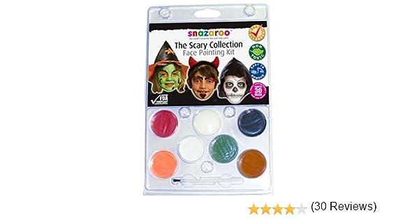 Snazaroo - Pintura facial, kit de colección terror: Amazon.es: Juguetes y juegos