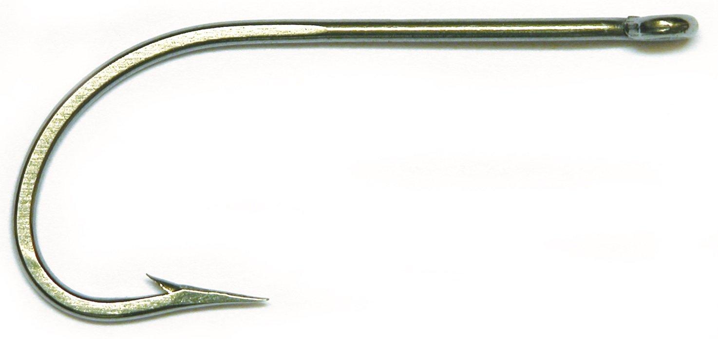 Mustad 34009クラシックO ' ShaughnessyステンレススチールForged Largeリングフック(100枚パック) B01FL3TL6Y   5/0 Bulk (1000 pcs)