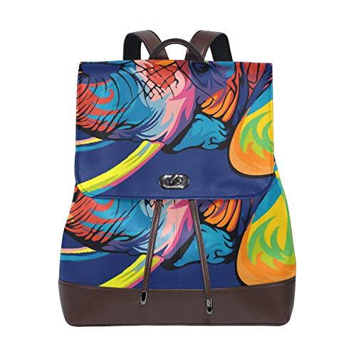 pour à au unique main dos femme DragonSwordlinsu multicolore Sac porté Taille Y5xwCI5nSq