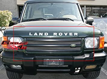 APS Fits 1999-2002 Land Rover Discovery Main Upper Billet Grille Insert #E66504A