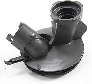 Whirlpool W10455272 Dishwasher Sump Cap Cover Genuine Original Equipment Manufacturer (OEM) Part
