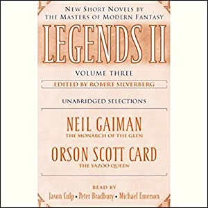 Legends II, Volume Three Hörbuch