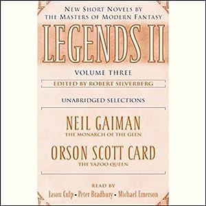 Legends II, Volume Three Audiobook