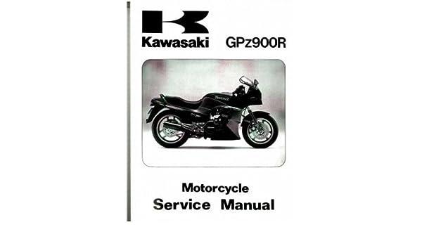 99924-1048-11 1984-2003 Kawasaki GPz900R ZX900 Motorcycle ...