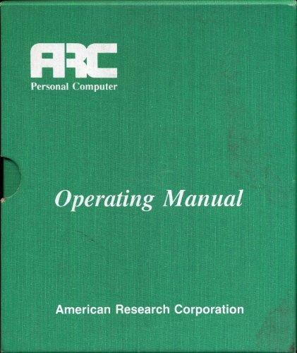 ARC Turbo Operating Manual (Turbo Arc)
