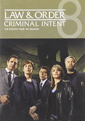 Law & Order - Criminal Intent: The Eighth Year (DVD)
