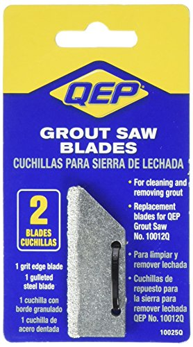 Grout Saw Replacement Blades - QEP 10025-6 Grout Saw Replacement Blade