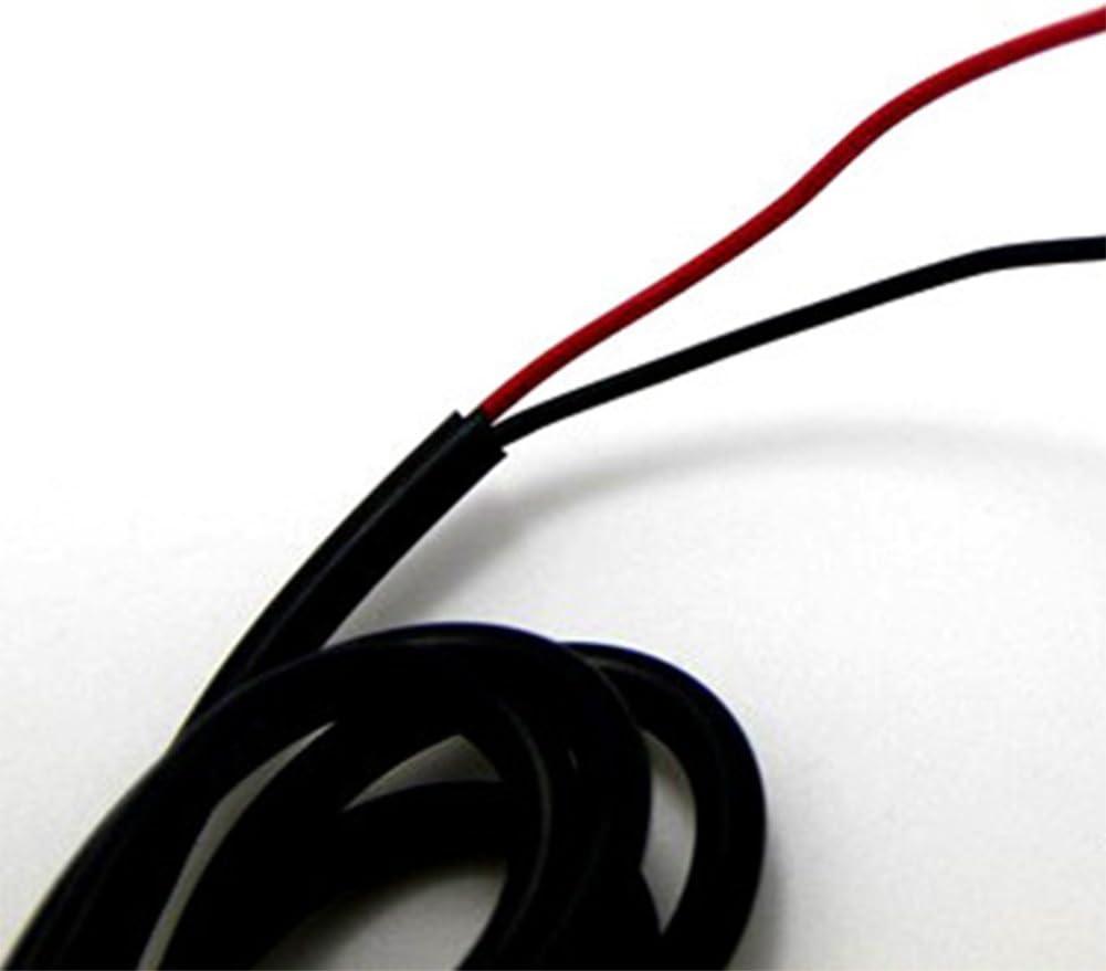 Chytaii Spannungswandler Wechselrichter Spannung Konverter Step-down Ausgangsspannung mit USB-Anschluss DC 12V auf 5V f/ür Auto Fahrzeuge