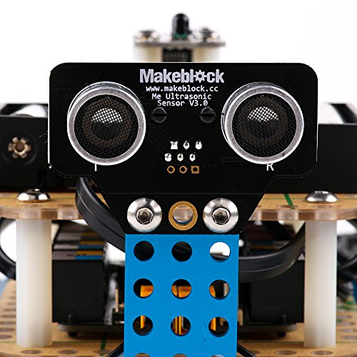 Makeblock DIY Starter Robot kit - Premium Quality - STEM Education - Arduino - Scratch 2.0 - Programmable Robot Kit for Kids to Learn Coding, Robotics and Electronics (IR Version) by Makeblock (Image #8)