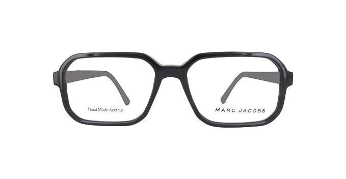 0012c4200b6383 Marc Jacobs Brillengestelle MJ001-80716-54, Lunettes de Soleil Homme, Noir (