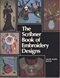 Scribner Book of Embroidery Designs, Baer, 0684162377