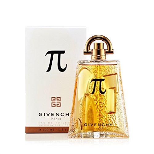 Givenchy Pi Cologne Eau de Toilette Spray for Men, 3.4 Ounce