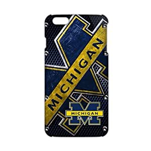 Cool-benz NFL Michigan 3D Phone Case for iPhone 4/4s