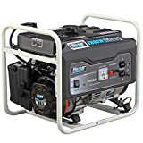 2000 Watt Portable Generator - Pulsar PG2000 2000W Peak 1400W Rated Portable Gas-Powered Generator