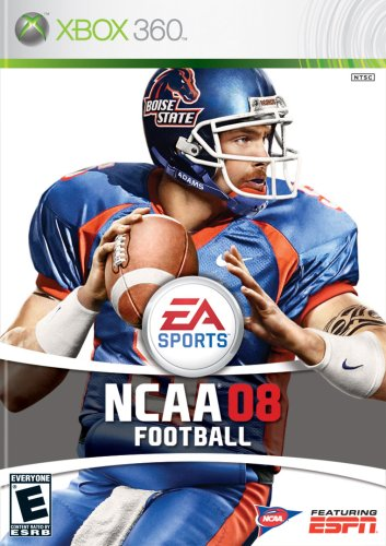 NCAA Football 08 - Xbox 360 - Warehouse College Football