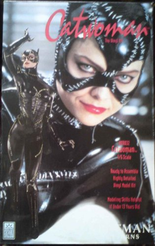 Batman Returns Catwoman 1/6th Scale Vinyl Model Kit (HORO32)