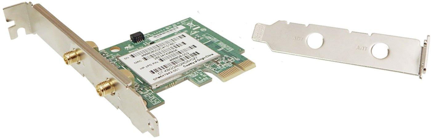 HP WL-LAN 80211 B/G/N LP PCIE-SAFFRON 466808-002