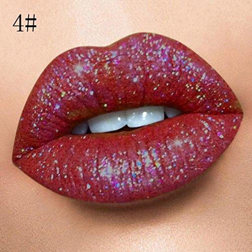 XEDUO Fashion Women Long Lasting Moisturizer Lipstick Waterp